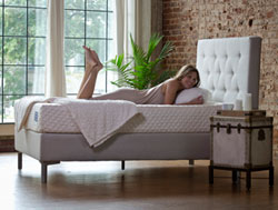 The 'Nature' 10 inch Talalay Latex Mattress by Pure LatexBLISS
