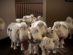 Mattresses : Serta Sheep #1/16 The Baby