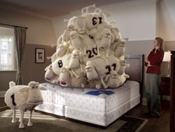 Mattresses : Serta Sheep #1 The Leader of the Flock