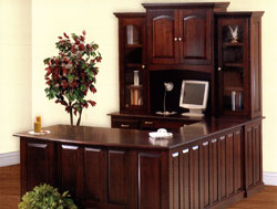 Amish Furniture : Superior Executive Office Collection