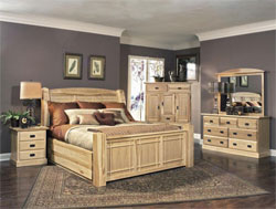 Bedroom Furniture : A-America Amish Highlands