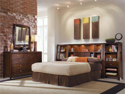 Bedroom Furniture : American Drew Tribecca Bedroom