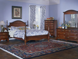 Bedroom Furniture : Carolina Classic Bedroom Collection by Carolina Furniture Works