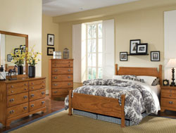 Bedroom Furniture : Creek Side Bedroom Collection by Carolina Furniture Works