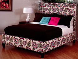 Bedroom Furniture : Upholstered Beds by CMI