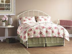 Bedroom Furniture : Coventry Metal Bed by Wesley Allen
