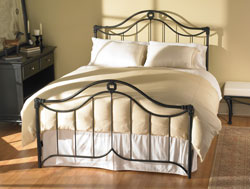 Bedroom Furniture : Montgomery Metal Bed by Wesley Allen