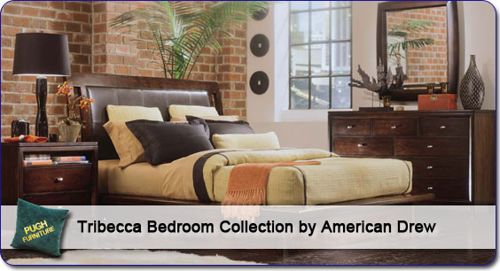 Tribecca Bedroom Collection by American Drew